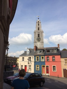 Shandon Clock tower.
